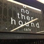 Photo taken at Another Hound Café (อนาเธอร์ฮาวด์ คาเฟ่) by Cindy C. on 6/3/2012