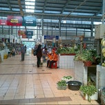 Photo taken at Pasar Modern Grand Wisata by Eko F. on 7/14/2012