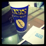 Photo taken at Coffee World (คอฟฟี่เวิล์ด) by Airi R. on 6/10/2012