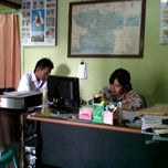 Photo taken at Kantor Sanbe Blitar by Sigit P. on 11/30/2011