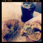 Photo taken at Wholly Bagels & Pizza by Andre S. on 3/3/2012