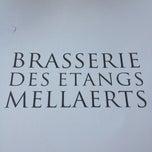 Photo taken at Brasserie des Étangs Mellaerts by Sylvie V. on 9/4/2012