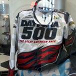 Photo taken at Daytona International Speedway by Nicole R. on 2/19/2012