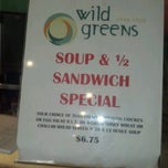 Photo taken at Wild Greens by Jodi L. on 9/13/2012