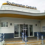 Photo taken at Southampton Central Railway Station (SOU) by taka s. on 8/24/2012