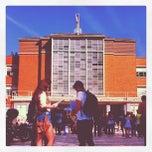 Photo taken at Facultad de Derecho (UCM) by Enric A. on 9/11/2012