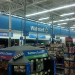 Photo taken at Walmart Supercenter by Carlos C. on 7/3/2012