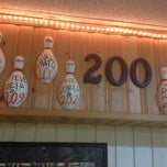 Photo taken at Woodlawn Duckpin by Peter E. on 8/26/2012