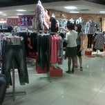Photo taken at Matahari Departement Store by Veronica N. on 12/12/2011