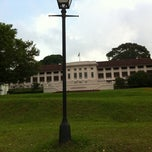 Photo taken at The Gallery @ Fort Canning Park by Norhisam M. on 4/3/2011