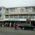 Photo taken at Moulton Hotel by Jim M. on 8/10/2012