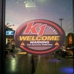 Photo taken at K1 Speed by Sean F. on 6/17/2012