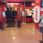 Photo taken at MBO Cinemas by Geetha A. on 12/24/2011