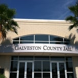 Photo taken at Galveston County Jail by Lisa S. on 9/14/2011
