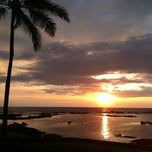 Photo taken at Outrigger Keauhou Beach Resort by Jeff S. on 8/14/2011