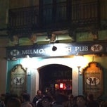 Photo taken at Melmoth Irish Pub by Michele Gallagher M. on 4/6/2012