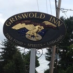 Photo taken at The Griswold Inn by Joy-Anne on 7/26/2012