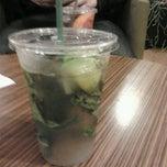 Photo taken at Brew Tea Shop by mel m. on 2/29/2012