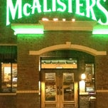 Photo taken at McAlister's Deli by TEDDY on 2/15/2012