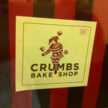 Photo taken at Crumbs Bake Shop by danish on 3/17/2012