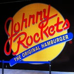 Photo taken at Johnny Rockets by DiegoCL on 8/6/2012