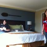 Photo taken at Royal Garden at Waikiki Hotel by Debra on 4/21/2012