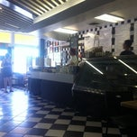 Photo taken at Greg's Bagels by Art G. on 7/21/2011