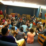 Photo taken at Gifford Hall by Courtney on 8/23/2012