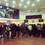 Photo taken at Cinema Devoto by Kinho on 5/4/2012