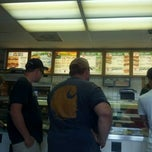 Photo taken at SUBWAY by Gina A. on 7/5/2012