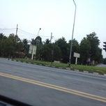 Photo taken at แยกลำภู by Jik J. on 3/27/2012