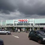 Photo taken at Tesco by Christina C. on 6/24/2012