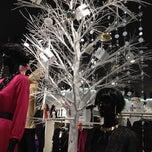 Photo taken at H&M by Alon M. on 12/4/2011