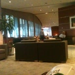 Photo taken at US Airways Club & Envoy Lounge by Matt D. on 8/15/2011