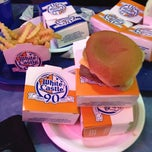 Photo taken at White Castle by Alex L. on 1/29/2012