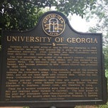 Photo taken at University of Georgia by Erik B. on 8/20/2012