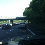 Photo taken at Garden State Parkway - Irvington by Alexis T. on 7/2/2012