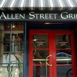 Photo taken at Allen Street Grill by Joey L. on 8/19/2012