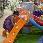 Photo taken at Toys Kingdom Gandaria City by Vina M. on 5/27/2012