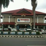 Photo taken at Gramedia by Argo P. on 12/23/2011