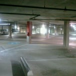 Photo taken at Weston One Parking Garage (Executive/P1/P2) by Arnaldo R. on 5/3/2012