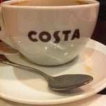 Photo taken at Costa Coffee by Amy C. on 5/29/2012
