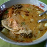 Photo taken at Soto Betawi STP (T) by Ayleen F. on 11/4/2011