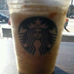 Photo taken at Starbucks by Mace on 3/1/2012