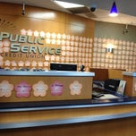 Photo taken at Public Service Credit Union by Vikki W. on 4/30/2012