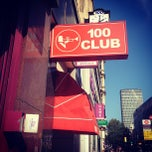 Photo taken at 100 Club by Michelle . on 9/3/2012