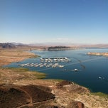Photo taken at Lake Mead Overlook by Mel S. on 9/19/2011
