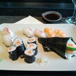 Photo taken at Chun Sushi by Davide F. on 7/17/2012
