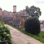 Photo taken at Lincoln Castle by Emily L. on 8/20/2011