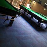 Photo taken at Red Ball Snooker by sтэрнаиiэ L. on 7/17/2012
